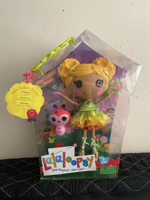 Lalaloopsy Limited Edition Doll for Sale in Long Beach, CA