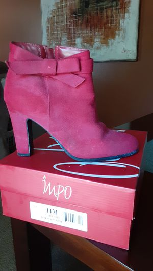 Red Boots size 11 for Sale in Warren, MI