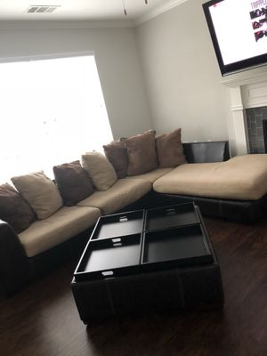 Sectional couch for Sale in Austin, TX