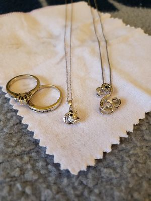 Wedding rings and Necklaces for Sale in Whittier, CA