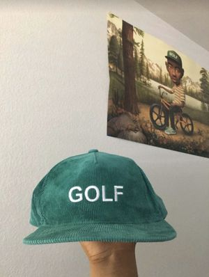 Odd future tyler golf wang hat 2013 concert rare for Sale in Long Beach, CA