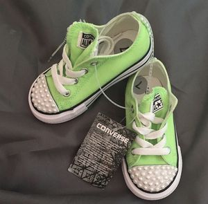 Customized Pearl Converses for Sale in Philadelphia, PA