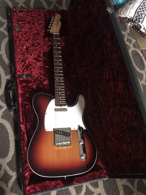 Fender American Original tele telecaster guitar for Sale in San Diego, CA
