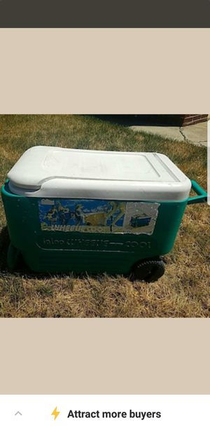 Igloo cooler for Sale in Salt Lake City, UT