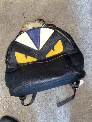 Authentic Fendi Backpack for Sale in Decatur, GA