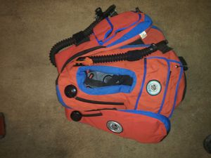 Slightly used SCUBA/DIVING VEST for Sale in Seattle, WA