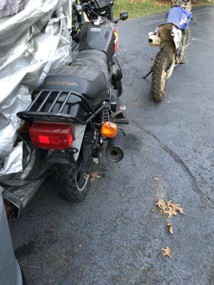 Honda motorcycle. for Sale in Jackson, NJ