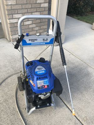 Gas Power stroke pressure washer 150cc for Sale in Vancouver, WA