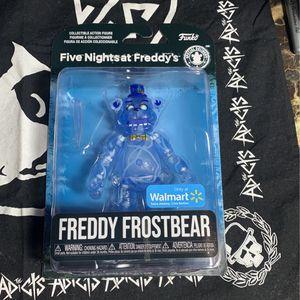 """Freddy Frost bear Action Figure Funko """" FNAF for Sale in Arlington, TX"""