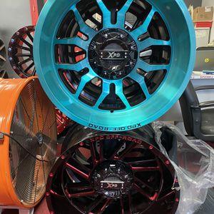 22x12 custom Color XPDoffroad Savage 700 for Sale in Miami, FL