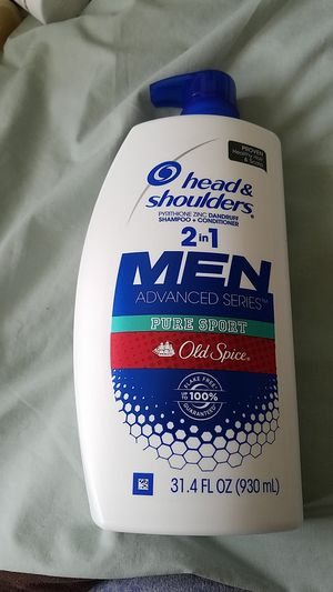 Head and shoulders 2in1 men old spice for Sale in San Diego, CA