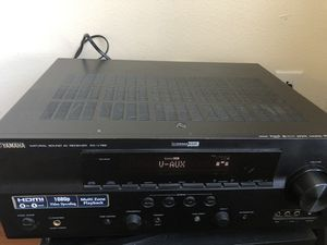 Yamaha amplificador home theater for Sale in Los Angeles, CA