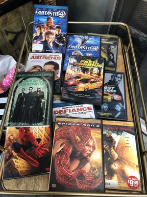 Movies all for $20 for Sale in Fairfield, CA