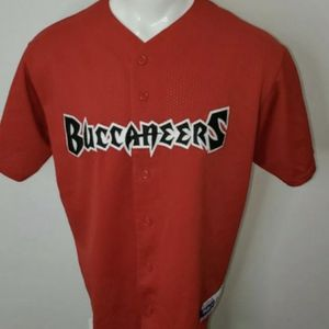 Tampa Bay Buccaneers Baseball Jersey Large for Sale in Tampa, FL