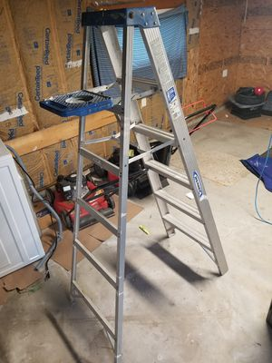 6ft Werner Ladder for Sale in Peoria, IL