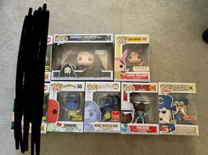 Funko Pop Star Wars, Ad Icon, Disney game of thrones for Sale in Hacienda Heights, CA