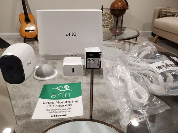 Arlo Pro Camera System With Extras