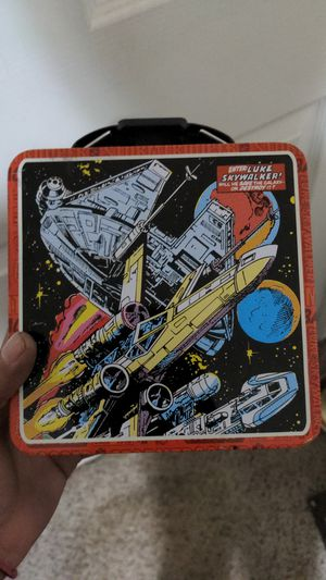 Star wars lunch box classic for Sale in Littleton, CO