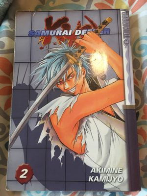 Kyo Samurai Deeper Volume 2 Manga for Sale in Fort Mill, SC