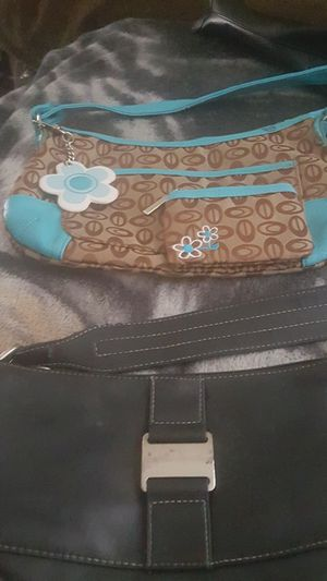 Two small hand bag one coin purses 15 each for Sale in Avondale, AZ