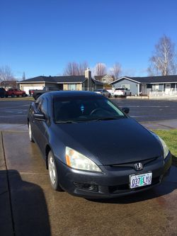 2003 Honda Accord for Sale in Hood River,  OR