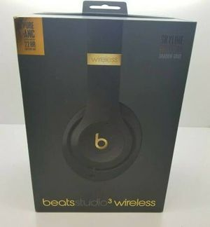 Beats Studio 3 Wireless Skyline Collection Space Gray for Sale in New York, NY