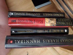 Hannibal lector series for Sale in El Cajon, CA