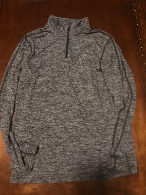 Boy's size L 14-16 Tek Gear Dry Fit quarter zip for Sale in Tinley Park, IL