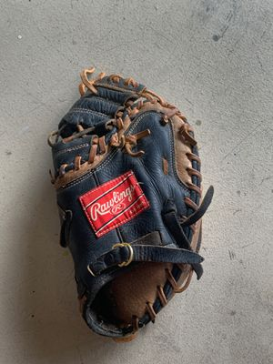 Catchers glove baseball for Sale in FL, US