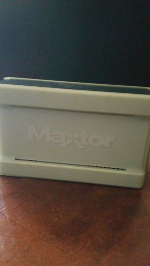 Maxtor One Touch Iii 500gb External Hard Drive - Grade A for Sale in Amarillo, TX