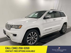 2017 Jeep Grand Cherokee for Sale in Stafford, TX