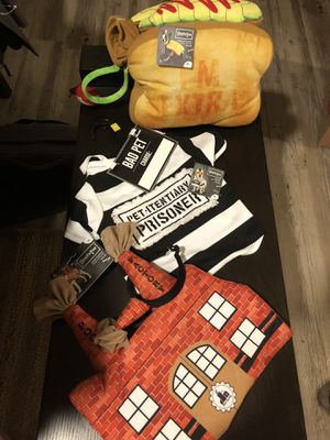 Dog Costumes (3) New with Tags- Medium for Sale in West Hollywood, CA
