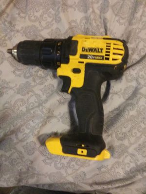 Dewalt 20vmax drill for Sale in Carrollton, GA