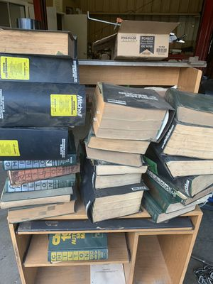 Free automotive Mitchell books for Sale in Sanger, CA