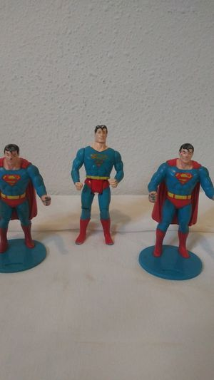 Vintage 1980s Superman figures for Sale in Hemet, CA