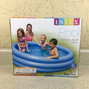 "Intex Kids Inflatable Pool 66""x15"" for Sale in Hialeah, FL"