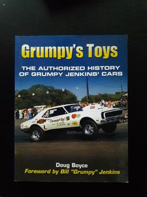 """Bill """"Grumpy"""" Jenkins Pro stock Collection for Sale in Jarrell, TX"""
