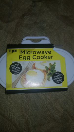 Microwave egg cooker for Sale in Granbury, TX