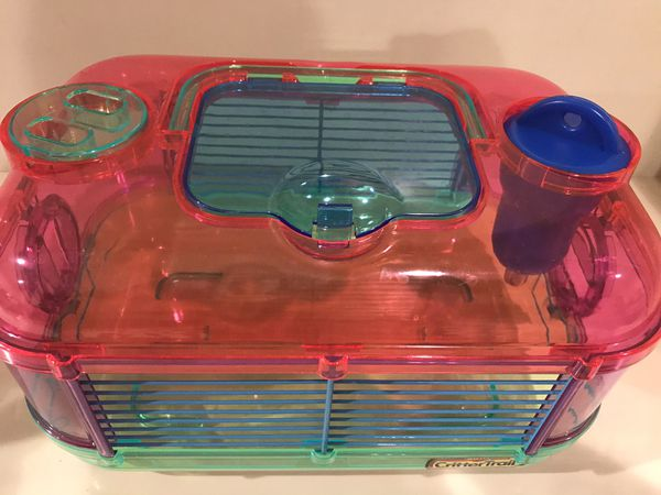 Small Hamster Cage