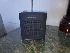 Bose SoundLink Color Bluetooth speaker II - Soft black for Sale in Philadelphia, PA