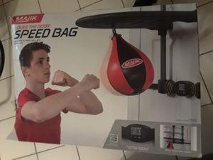 MAJIK Speed Bag. for Sale in Fort Lauderdale, FL