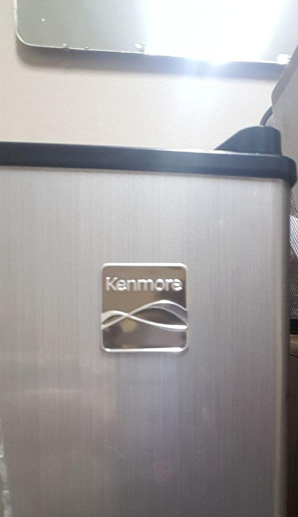Kenmore Mini Fridge and Freezer. $100 OBO