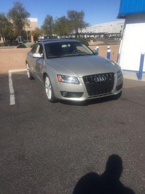 2010 Audi A5 turbocharged AWD for Sale in Phoenix, AZ