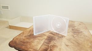 CD / DVD storage cases for Sale in Snoqualmie, WA
