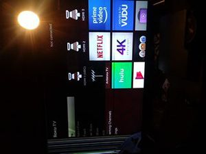 Tcl roku smart tv 55 inch for Sale in Gary, IN