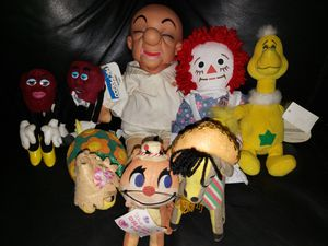 Miscellaneous Vintage Plushies for Sale in St. Petersburg, FL