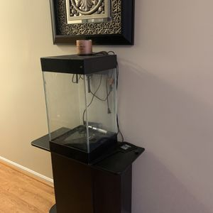 Fish Tank with Stand for Sale in Clinton, MD