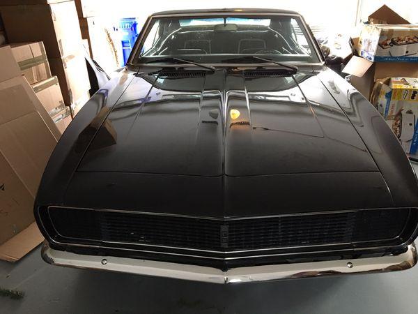 Chevrolet, Camero, 1967,