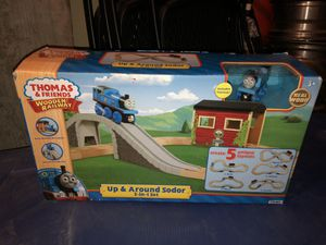 Thomas and friends train set for Sale in Austin, TX