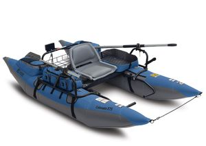 9' Colorado XTS inflatable Pontoon boat(FREE DELIVERY) for Sale in Las Vegas, NV